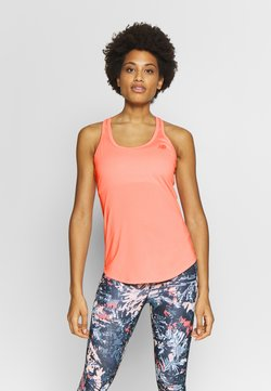 New Balance - ACCELERATE TANK  - Funktionsshirt - coral
