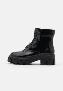 LEMON JELLY - RAINA - Bottes en caoutchouc - black