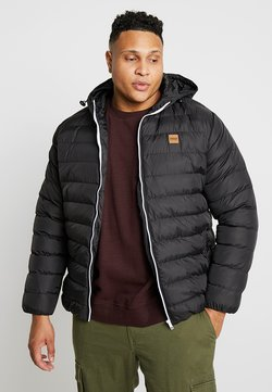 Urban Classics - BASIC BUBBLE JACKET - Winterjacke - black