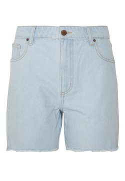 Cotton On - HIGH RISE MILEY  - Jeansshort - super wash blue