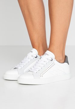 Zadig & Voltaire - Sneakersy niskie - blanc