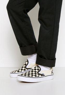 Vans - CLASSIC - Slipper - black/white