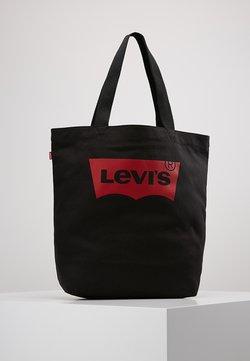 Levi's® - BATWING TOTE - Shopping bag - regular black