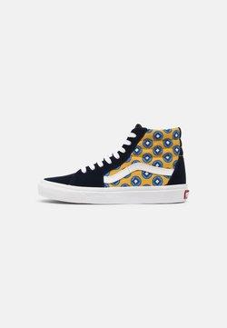 Vans - UA SK8-HI UNISEX - Höga sneakers - dress blues/multi