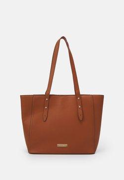 Anna Field - Handbag - cognac