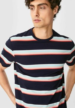 C&A - T-Shirt print - dark blue