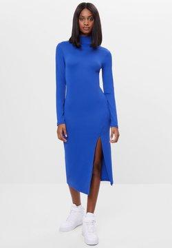 Bershka - Sukienka etui - blue