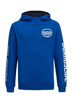 WE Fashion - Kapuzenpullover - cobalt blue