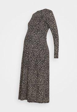 Lindex - DRESS MOM ALICE - Trikoomekko - black