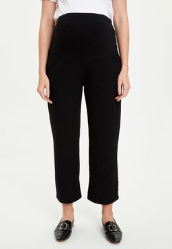 DeFacto - Pantalones - black