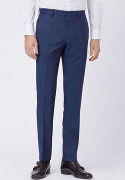 BOSS - GENIUS Slim Fit  - Anzughose - dark blue