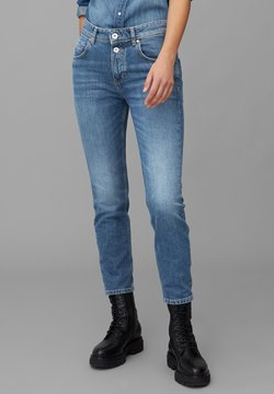 Marc O'Polo - Jeans Relaxed Fit - blue denim