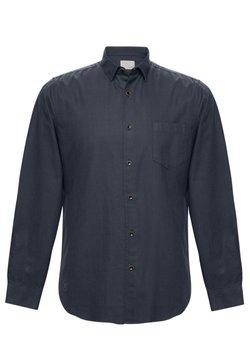 TERRA LUNA - Businesshemd - dunkelblau