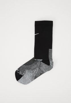 Nike Performance - GRIP STRIKE - Sportsocken - black/white