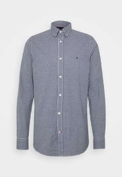 Tommy Hilfiger - SLIM PEACHED SOFT GINGHAM  - Hemd - blue