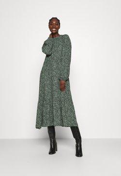 Lindex - DRESS VIOLA - Freizeitkleid - light dusty green