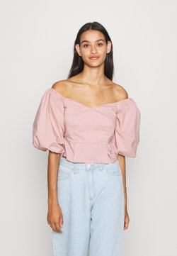 Nly by Nelly - LOVELY - Bluse - light pink