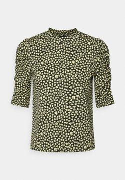 Lindex - LOREEN - T-Shirt print - light yellow