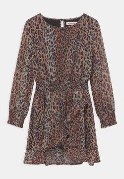 Vingino - PENIKAH - Cocktailkleid/festliches Kleid - multicolor brown