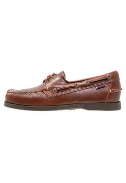 Sebago - DOCKSIDES PORTLAND WAXED - Bootschoenen - brown