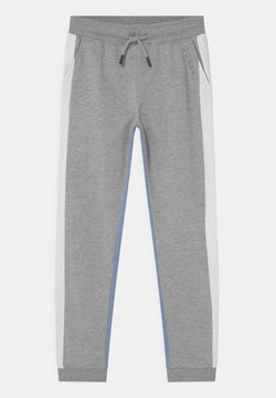 Guess - JUNIOR ACTIVE  - Spodnie treningowe - light heather grey