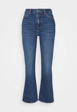ARKET - Jeansy Slim Fit - blue medium dusty
