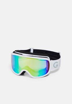 Giro - ROAM - Skidglasögon - white core loden green/yellow