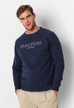 Scalpers - Sweatshirt - dark blue