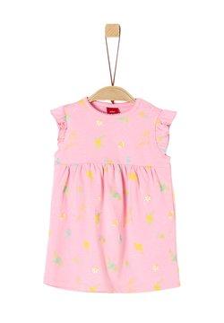 s.Oliver - Jerseykleid - light pink aop
