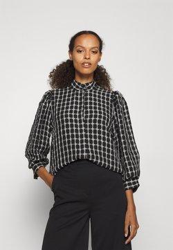 Bruuns Bazaar - PRIVET LICA SHIRT - Bluse - black