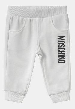 MOSCHINO - UNISEX - Broek - optic white