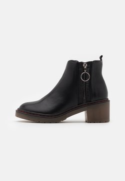 Refresh - Ankle boots - black