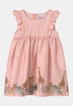 Name it - NMFJUNGLE  - Cocktailkleid/festliches Kleid - peach whip