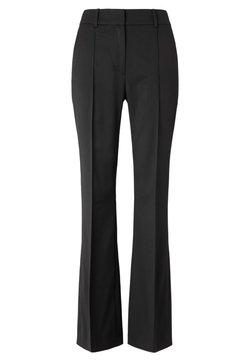 IVY & OAK - Pantalon classique - black