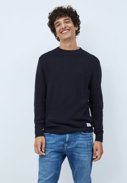Pepe Jeans - OSCAR - Maglione - deepsea blau
