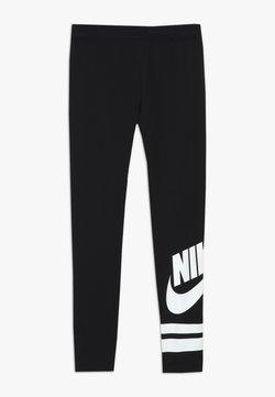 Nike Sportswear - FAVORITE  - Legging - black/white