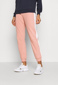 ONLY - ONLASHLEY PANTS - Jogginghose - rose dawn/rose/ apple butter