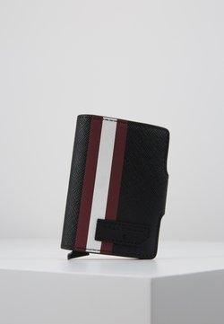 Bally - BUR OF - Portfel - black/red