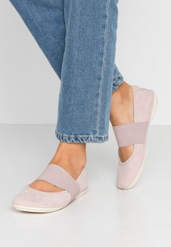 Camper - RIGHT NINA - Bailarinas con hebilla - pastel pink