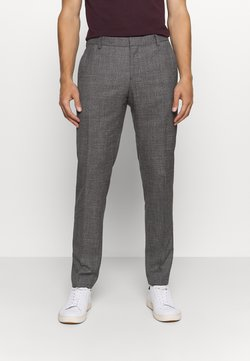 Tommy Hilfiger Tailored - SLIM FIT SEPARATE PANT - Anzughose - grey