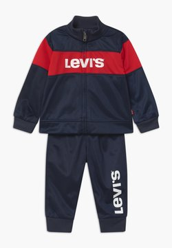 Levi's® - VERTICAL LOGO SET - Survêtement - dress blues