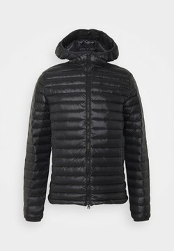 PYRENEX - BRUCE HOODED - Daunenjacke - black
