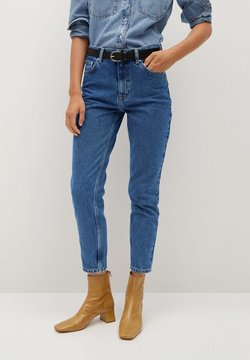 Mango - MOM80 - Slim fit jeans - dark blue