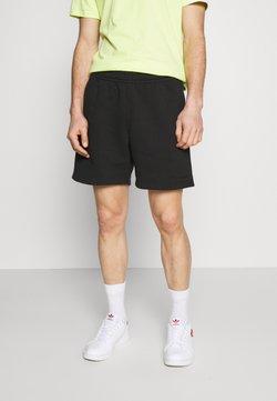 adidas Originals - BASICS UNISEX - Shorts - black