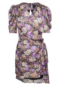 Birgitte Herskind - KATHINKA MINI DRESS - Cocktailkleid/festliches Kleid - purple