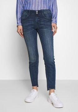 TOM TAILOR - CARRIE - Slim fit jeans - blue denim
