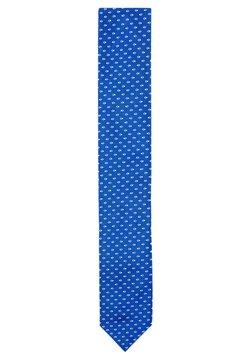 BOSS - TRAVELLER - Krawatte - blue