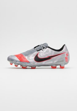 Nike Performance - Moulded stud football boots - metallic bomber grey/black/particle grey