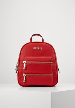 Guess - CALEY BACKPACK - Sac à dos - red