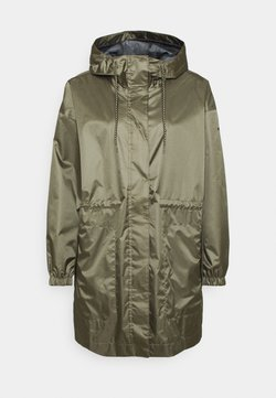 Columbia - SPLASH SIDE™ JACKET - Hardshelljacke - stone green